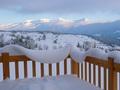 Snehový výtvor prírody