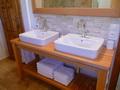 Kúpeľňa v západnej izbe